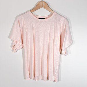 J. Crew | Square Sleeve Boxy Short Sleeve T-Shirt